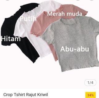 Kaos Kriwil crop