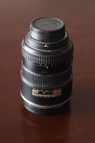 Nikon 17-55mm f2.8 DC