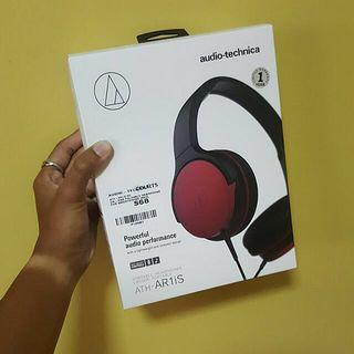 🚚 Audio Technica HEADPHONES