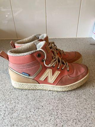 New Balance link high tops sample style