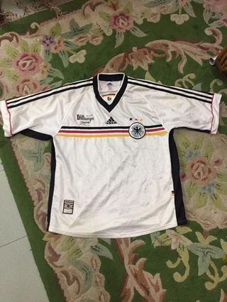 Jersey adidas germany 1998