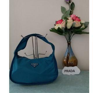 Pre owned authentic PRADA hand bag