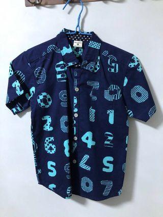 BN Boy Shirt for 5-6yo