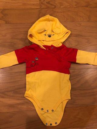 Disney baby - Pooh romper 3-6m