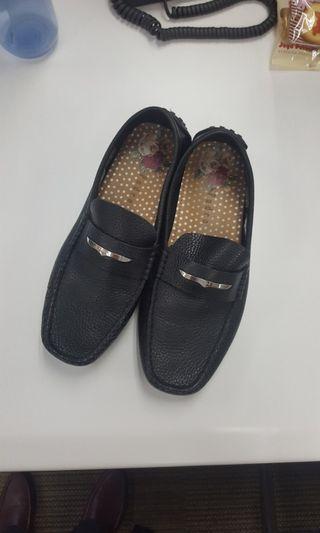 Pedro Black Shoes