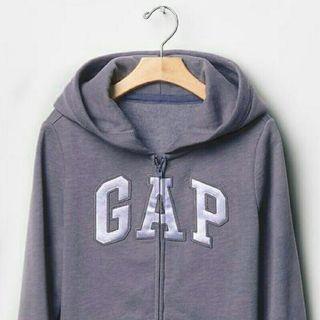 GAP女童外套(灰紫色)
