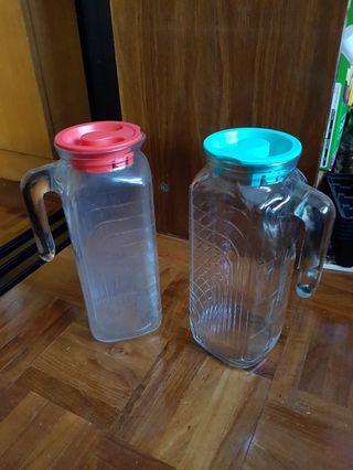 Glass Water Jugs