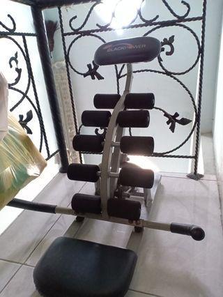 #BAPAU Alat olahraga peninggi badan