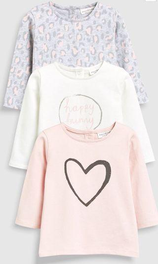 Nexk uk tshirt 3-6m