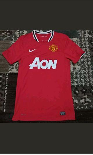 Manchester United Home Jersey 2011-12 Excellent, Small