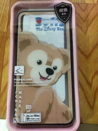 Duffy IPhone XS MAX 手機殻