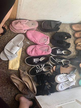 Shoes for sale some 8-9