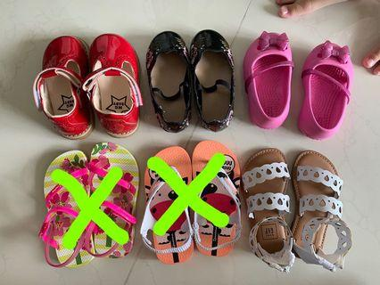 Toddler Shoes Size 21-23
