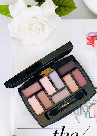 SOLDOUT!! 全新Chanel 2019 summer 限量版 les beiges makeup eyeshadow