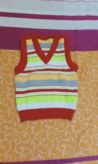 Vest knit