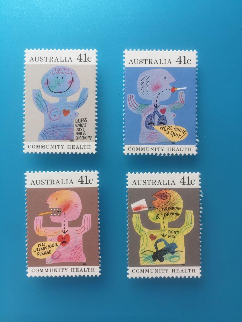 澳洲郵票—08