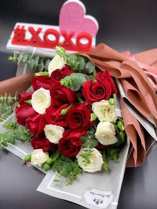 🚚 Mother's Day Flowers: Bouquets and Preserved flowers (with free delivery)