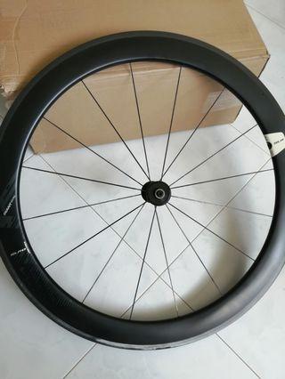 Giant P-SLR0 carbon wheelset