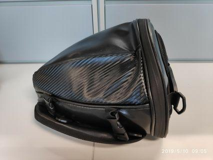 Motorbike motorcycle back seat bag
