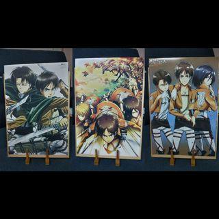 Anime Poster - Shingeki no Kyojin