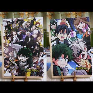 Anime Poster - Boku no Hero Academia