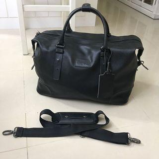 Gentleman's Leather Bag