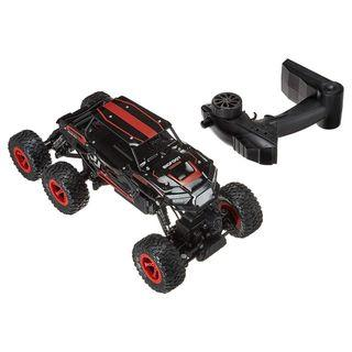 🚚 2693 Hosim 1:14 Scale 6WD RC Rock Crawler Climber 8816, High Speed 2.4GHz Radio Controlled 20km/h RTR Off Road RC Monster Truck Vehicle, All-Terrain 6x6 RC Buggy Climbing Racing Toy Car for Adults and Kids (Red)