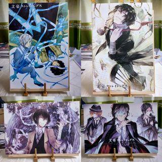 Anime Poster - Bungo Stray Dogs