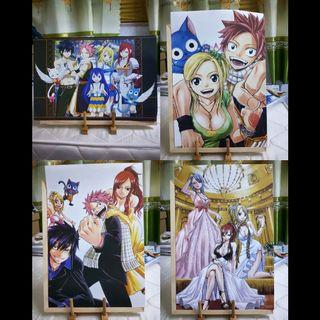 Anime Poster - Fairy Tail
