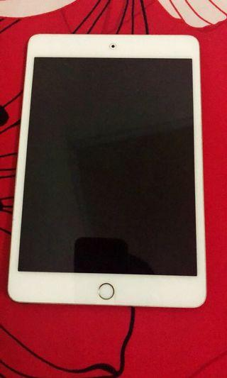 Ipad mini 4 gold 128 gb / Wifi Only