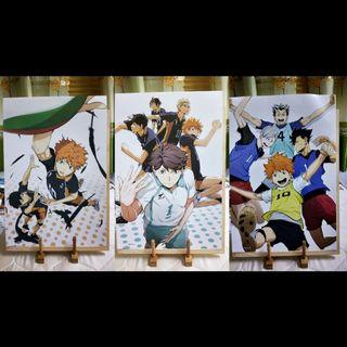 Anime Poster - Haikyuu!!