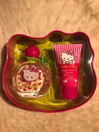 Hello Kitty Eau de Toilet & shower gel set