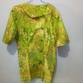 Blouse Batik#BAPAU