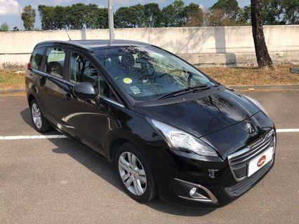 Peugeot 5008 Diesel for Rent !
