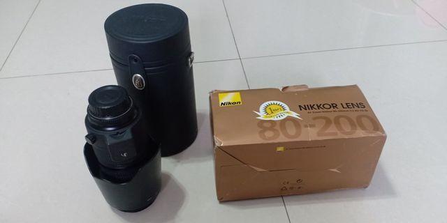 Lensa Nikon AF-Zoom 80-200mm