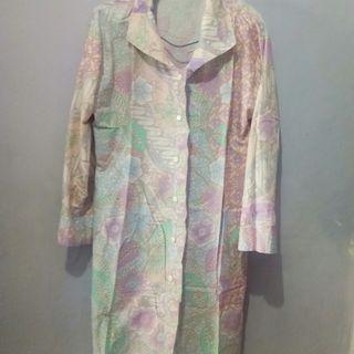 Dress Batik#BAPAU