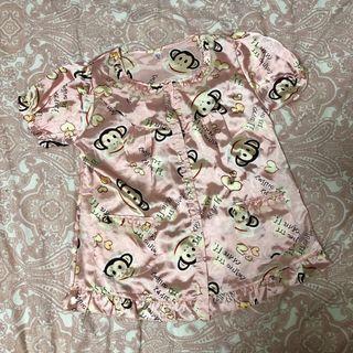 🚚 [義賣]大嘴猴全套睡衣 所得將全數捐給阿尼色佛兒童之家