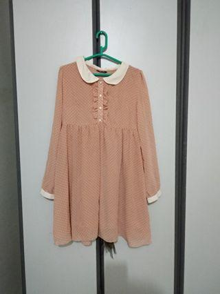 3 pcs Midi Dress / Tunik ambil semua  #BAPAU