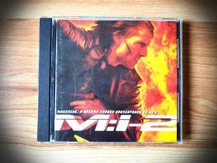 OST Mission: Impossible 2 (2000) Soundtrack CD