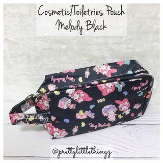 cosmetic/toiletries pouch