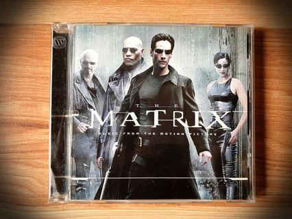 OST The Matrix (1999) Soundtrack CD