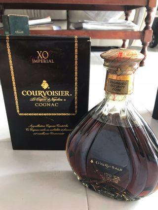 🚚 XO Imperial Courvoisier Cognac