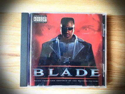 OST Blade (1998) Soundtrack CD