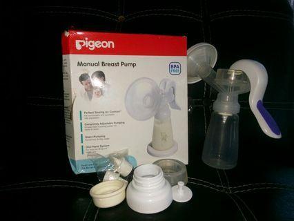 Pompa Asi Pigeon / Pigeon Breast pump