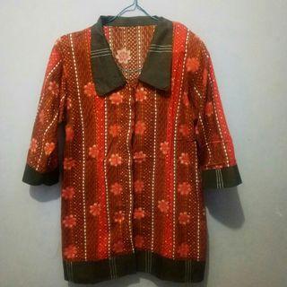 Blouse Batik #BAPAU