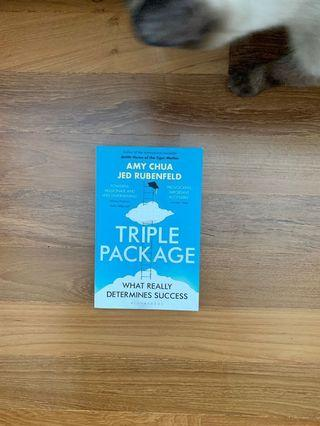 The Triple Package - What Really Determines Success by Amy Chua & Ned Rubemfeld