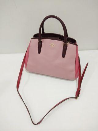 Coach Margot Caryall Leather bag
