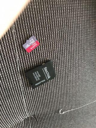 🚚 Micro SD Card 256GB