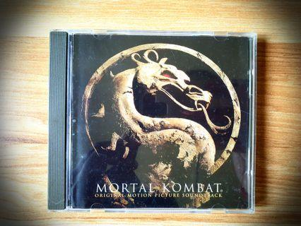 OST Mortal Kombat (1995) Soundtrack CD