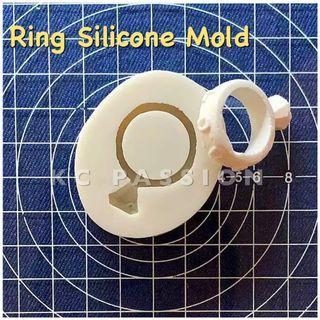 🎂 WEDDING • ENGAGEMENT RING SILICONE MOLD